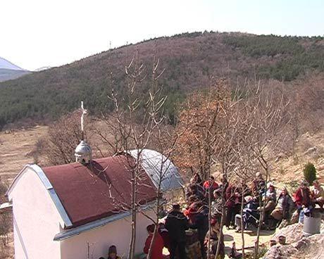 Die Kapelle, Heilige Maria