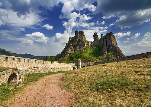 Belogradchik Rocks/Felsen Bulgarien