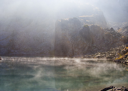 Fearful Lake