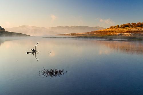 Zhrebchevo Dam