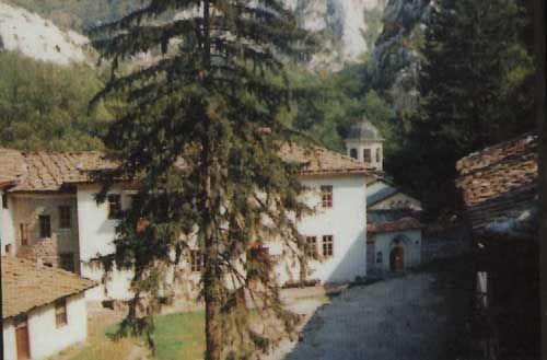 Tscherpischki Kloster, Bulgarien, Überblick