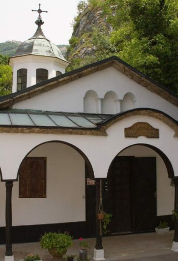 Tscherpischki Kloster, Bulgarien, Kirche